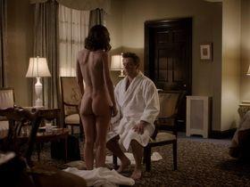 Лиззи Каплан голая - Мастера секса s02e03 (2014)