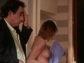 Эммануэль Беар голая - Налево от лифта (1988)