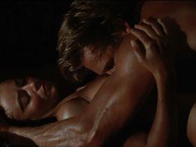 Рэйчел Уорд секси - Несмотря ни на что (1984)