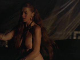 Хелен Миррен голая - Калигула (1979)