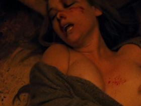 Дженнифер Лоуренс голая - мама! (2017)