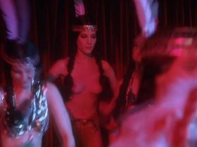 Бриджит Фонда голая, Бритт Экланд голая, Джоэнн Уэлли секси - Скандал (1989)