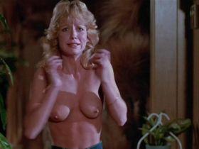 Линни Куигли голая, Тара Букман голая - Тихая ночь, смертельная ночь (1984)