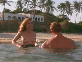 Грета Скакки голая - Белое зло (1987)