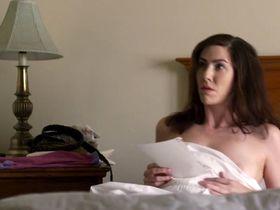 Кристин Уоллес голая, Линдси Фонсека секси - Моменты ясности (2016)