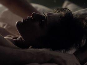 Лиззи Каплан голая, Эллисон Дженни голая - Мастера секса s02e01 (2014)