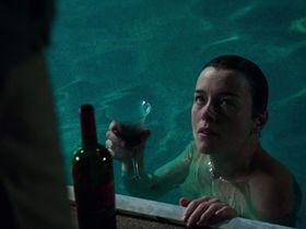 Оливия Уильямс голая — Саботаж (2014)