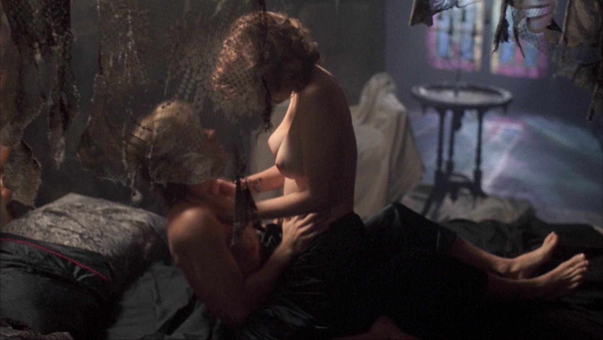 Morven christie nude topless
