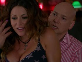 Серина Винсент секси - Блудливая Калифорния s07e11 (2014) #3