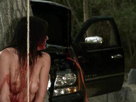 Лиза Янгер голая — Задержи дыхание (2012)