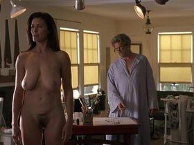 Мими Роджерс голая — Дверь в полу (2004)