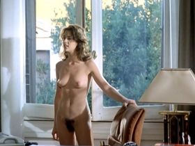 Марушка Детмерс голая - Дьявол во плоти (1986) #1