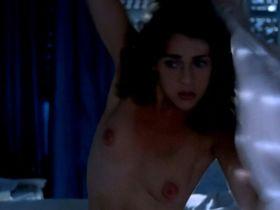 Марушка Детмерс голая - Дьявол во плоти (1986) #3