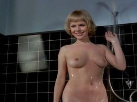 Астрид Франк голая - Иностранки (1972)