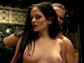 Ева Грин голая - 300 спартанцев: Расцвет империи (2014)