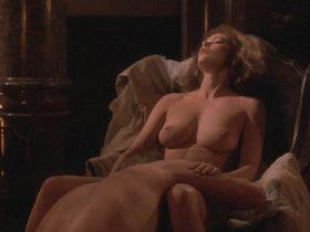 Сильвия Кристель голая - Мата Хари (1985)