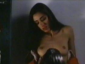 Росана Пастор голая - Негр с саксофоном (1989)