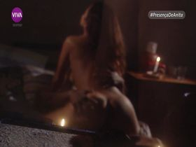 Джоэнна Тристан голая - Присутствие Аниты s01e06 (2001)
