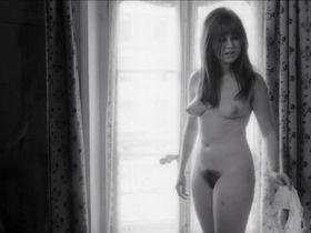 Улла Коппель голая - Тихие дни в Клиши (1970)