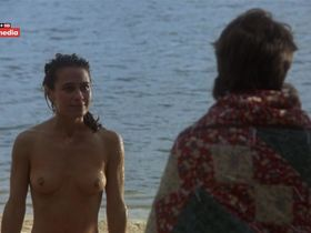Джули Уорнер голая — Доктор Голливуд (1991) #3