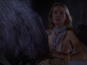 Джессика Лэнг голая — Кинг Конг (1976)
