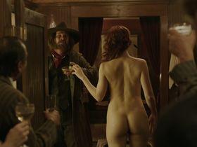 Конор Лесли голая - Клондайк s01e01 (2014)
