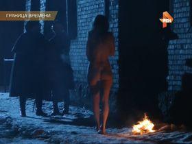 Екатерина Маликова голая - Граница времени s01e03 (2015)