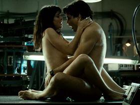 Алинне Мораес секси - Человек будущего (2011)