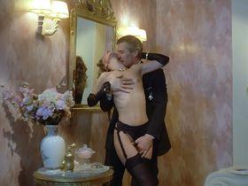 Софи Бержер голая - Любовный круг (1985)