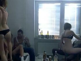 София Хелин секси - Balladen om Marie Nord och hennes klienter (2008)