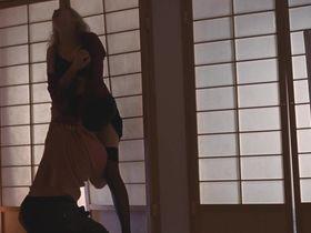 Хизер Грэм секси - Любовный треугольник (1998)