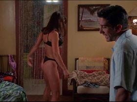 Жаклин Обрадорс секси - Шесть дней, семь ночей (1998) #6