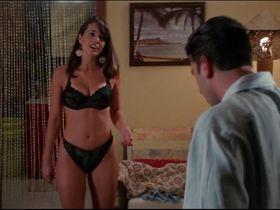 Жаклин Обрадорс секси - Шесть дней, семь ночей (1998) #8