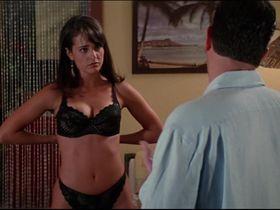 Жаклин Обрадорс секси - Шесть дней, семь ночей (1998)