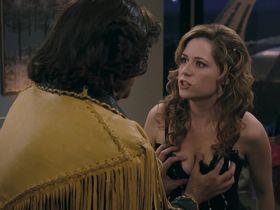 Дженна Фишер секси - Лезвия славы: Звездуны на льду (2007)
