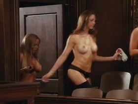 Николь Оринг голая - Голливуд для начинающих (2010) #1