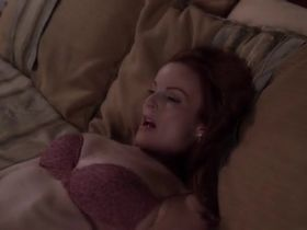 Марсия Кросс секси - Отчаянные домохозяйки s03e01 (2004)