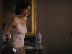 Кристин Скотт Томас секси - Молчи в тряпочку (2005)