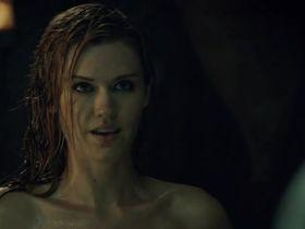 Эмили Роуз секси - Тайны Хейвена s05e09 (2014)