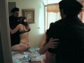 Лиза Артуро секси - Машина (2007)