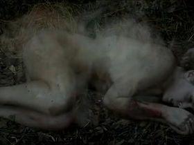 Агнес Брукнер голая - Кровь и шоколад (2007)