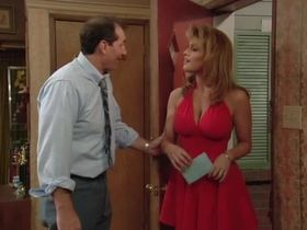 Сандра Тейлор секси - Женаты и с детьми s08e22 (1993) #5