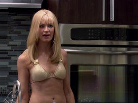 Бет Берс секси - Две девицы на мели s01e19 (2011)
