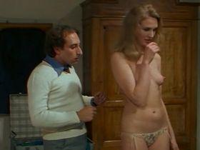 Элизабет Тернер голая - Докторша под простыней (1976) #6