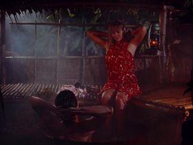 Шерри Роуз голая - Король кикбоксеров (1990) #1