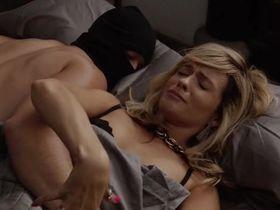 Линдси Горт секси - Дневники Кэрри s02e03 (2013) #1