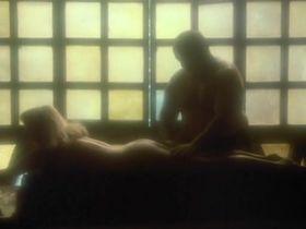 Сибил Даннинг голая - Их путь ведет через ад (1984)