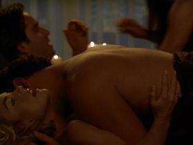 Келли Карлсон секси, Рона Митра секси - Части тела s03e03 (2005) #1