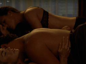 Келли Карлсон секси, Рона Митра секси - Части тела s03e03 (2005) #2