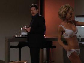 Келли Карлсон секси, Джессика Коллинз секси - Части тела s06e08 (2010) #2